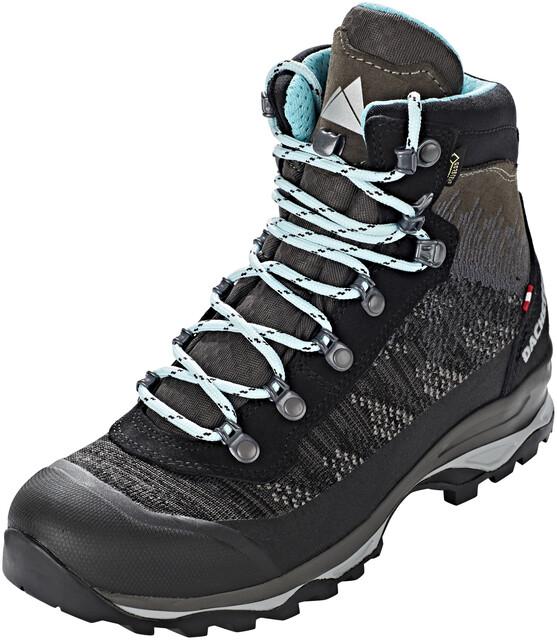Dachstein Super Leggera Guide GTX Chaussures de randonnée Femme, graphiteeggshell blue
